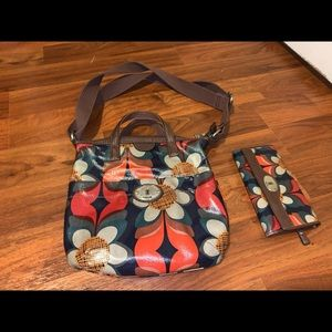 Fossil Keyper Purse and Wallet